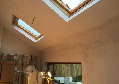 curved ceiling