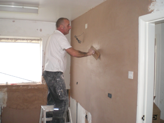 Paul Hughes Plastering Tips